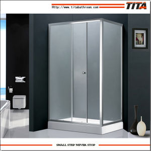 Cheap Tempered Glass Shower Cubicle Sizes Rome-a pictures & photos