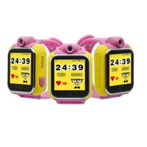3G Kids GPS Kids Smart Watch with Touch Panel / Sos Function pictures & photos