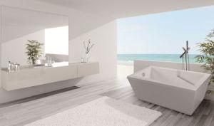 Onsen Acrylic Free Standing Bathtub for Indoor Tub