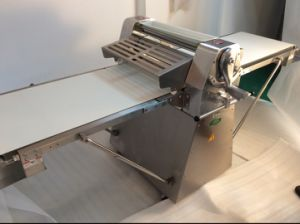Stainless Steel Manual High Quality Pasta Machine Factory Dough Sheeter pictures & photos