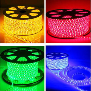 LED Car Door Interior Light Flexible LED Strip Light Holiday Light pictures & photos