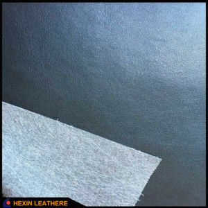 Breathable Microfiber Shoes Lining Leather Fabric for Shoes Hx-Ml1705 pictures & photos