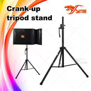 Adjustable Professional Active Speaker Stand, Tripod Stand pictures & photos