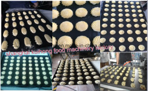 Kh PLC Meringue Cookie Machine pictures & photos