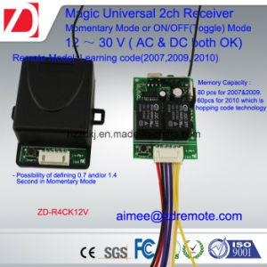 Sliding Gate Door 12V-24V AC/DC RF Transmitter and Receiver for Garage Hcs301 Receiver pictures & photos