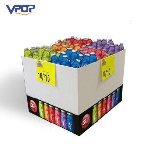 High Capacity Cardboard Pallet Display Box for Drinks