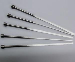 JIS Standard SKD61 Nitrided Rectangular Ejector Pin (XZA08) pictures & photos