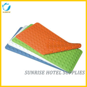 Anti-Slip Bathroom Mat Hotel Bathmat pictures & photos