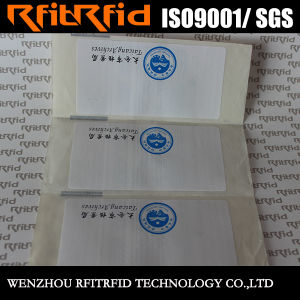 ISO18000-6c EPC Gen2 Programmable UHF RFID Tag for Inventory System pictures & photos