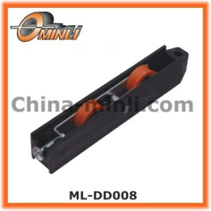 Plastic Bracket with Double Wheel for Window and Door (ML-DD008) pictures & photos