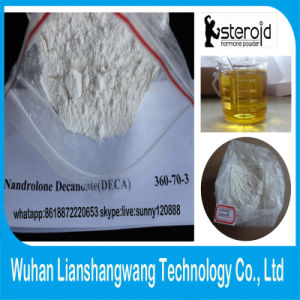 Steroids Hormone Nandrolone Decanoate/Deca-Durabolin/ for Muscle Building pictures & photos