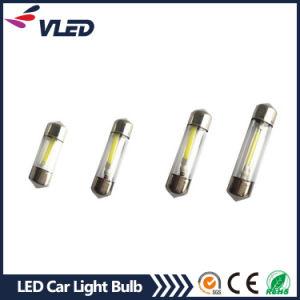 31mm White LED 12V 1W LED Festoon Reading Bulb Brake Plate Light pictures & photos