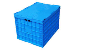 Foldable Fruit Plastic Storage Box, Plastic Storage Containers Box pictures & photos