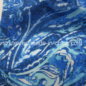 Semi-Dull Nylon Taffeta Fabric with Digital Printing for Down Jacket, Waterproof, Oile Cry pictures & photos