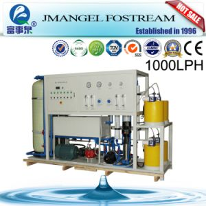 High Quality RO Portable 1000lpd Sea Water Desalinator pictures & photos