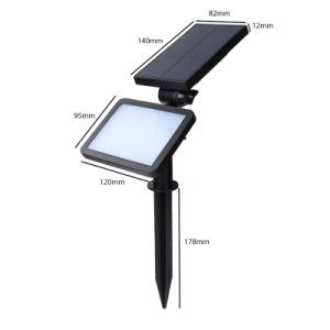 Waterproof 10W Solar Powered LED Flood Lamps pictures & photos