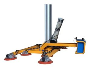 Glass Transport Vacuum Lifter with pneumatic pictures & photos