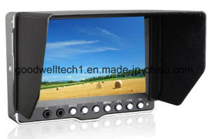 Battery Powered 5 Inch Sdi Monitor pictures & photos