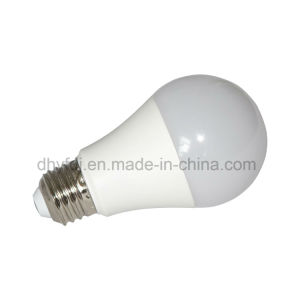 LED A19 6W Omni-Directional Light Bulb, Dimmable, 40W Equivalent, 3000k Warm White, 470 Lumens, 25, 000 Life Hours pictures & photos