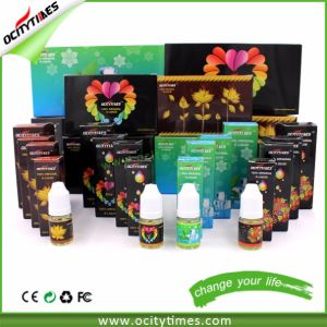 Ocitytimes Different Flavor E Juice Smoke E Cigarette Oil Liquid pictures & photos