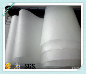 High Quality Pet Thermo-Bonded Nonwoven Fabric