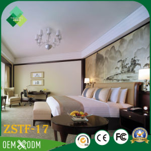 Chinese Style Antique Hotel Bedroom Furniture Made of Birch (ZSTF-17) pictures & photos