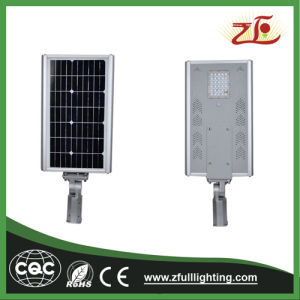 China Energy Saving LED Lamp 30m All in One Solar Street Light pictures & photos
