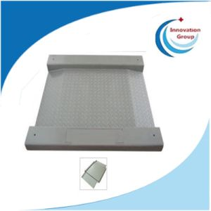 Ultr-Low 0.3t~2t Platform Weighing Floor Scale pictures & photos