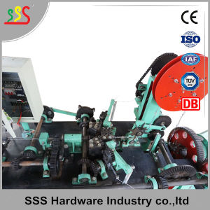 Railway Military Barbed Wire Mesh Making Machine