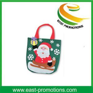 Cute Design Cartoon Felt Handle Bag pictures & photos