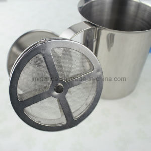 Best Selling Commercial Stainless Steel Manual Milk Frother pictures & photos