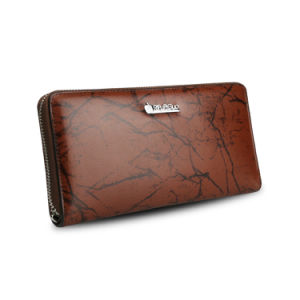 Men Wallet Genuine Leather Cowhide Fashion Travel Wallets for Men pictures & photos