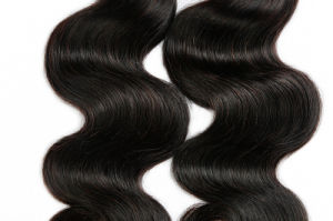 100pct Human Hair Weaving Natural Wave pictures & photos