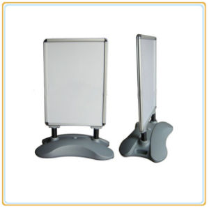 Store Front Advertising Poster Display Stand (E06P7) pictures & photos
