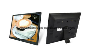 Hot-Sale Customzied 15inch TFT LCD Screen Advertising Video Player (HB-DPF1501) pictures & photos