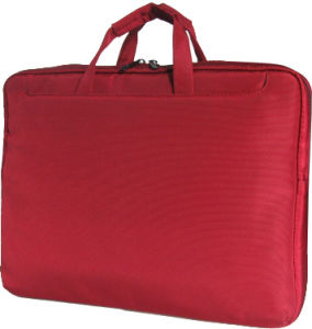 Laptop Lady Fashion Computer Notebook Carry Fuction Business Nylon Leisure Case pictures & photos