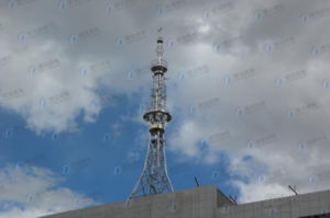 Telecom Broadcast Steel Lattice Tower pictures & photos