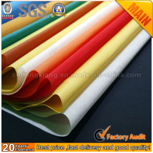 Biodegradable Spunbond Non Woven Table Cloth pictures & photos