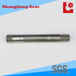 Special Axis Propeller Drive Forging Shaft pictures & photos