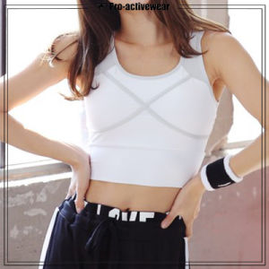 Hot Selling Newest Design Crop Top pictures & photos