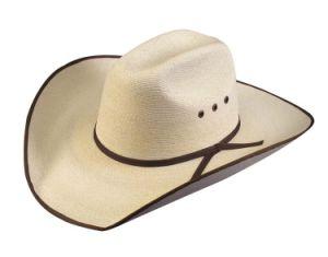 Raffia Straw Brim Hat pictures & photos