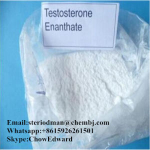 Anabolic Steroid Powder Human Growth Testosterone Enanthate for Muscle Building pictures & photos