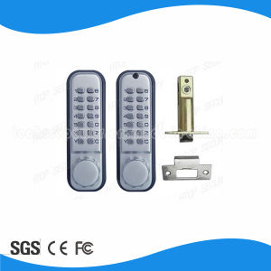 Zinc Alloy Mechanical Password Code Lock with No Battery pictures & photos