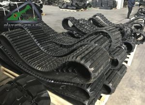20′′x4′′x51 508*101.6*51 Compact Track Loader Multi Terrain Loader Track pictures & photos