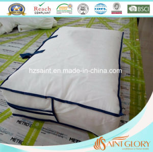 Summer Use Micro Fiber Duvet White Synthetic Quilt pictures & photos