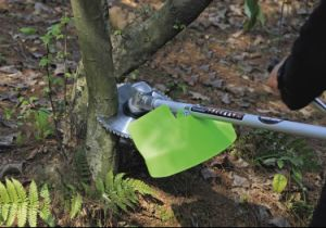Heavy Duty Tree-Cutting Brush Cutter, 65cc, 3.5HP pictures & photos
