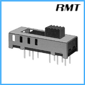 Vertical Slide Switch (SS-24E01G4) pictures & photos