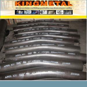 3D 5D Long Radius Ms Carbon Steel Bend pictures & photos