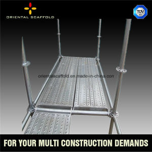 Galvanized Ringlock Scaffold Standard pictures & photos
