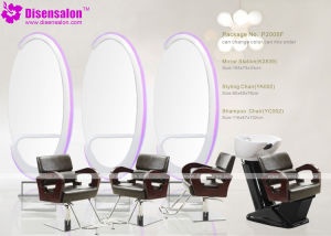 Popular High Quality Salon Furniture Shampoo Barber Salon Chair (P2008E) pictures & photos